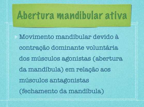 Fonte: Academia Americana de Dor Orofacial
