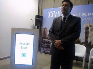 Prof. Jorge von Zuben